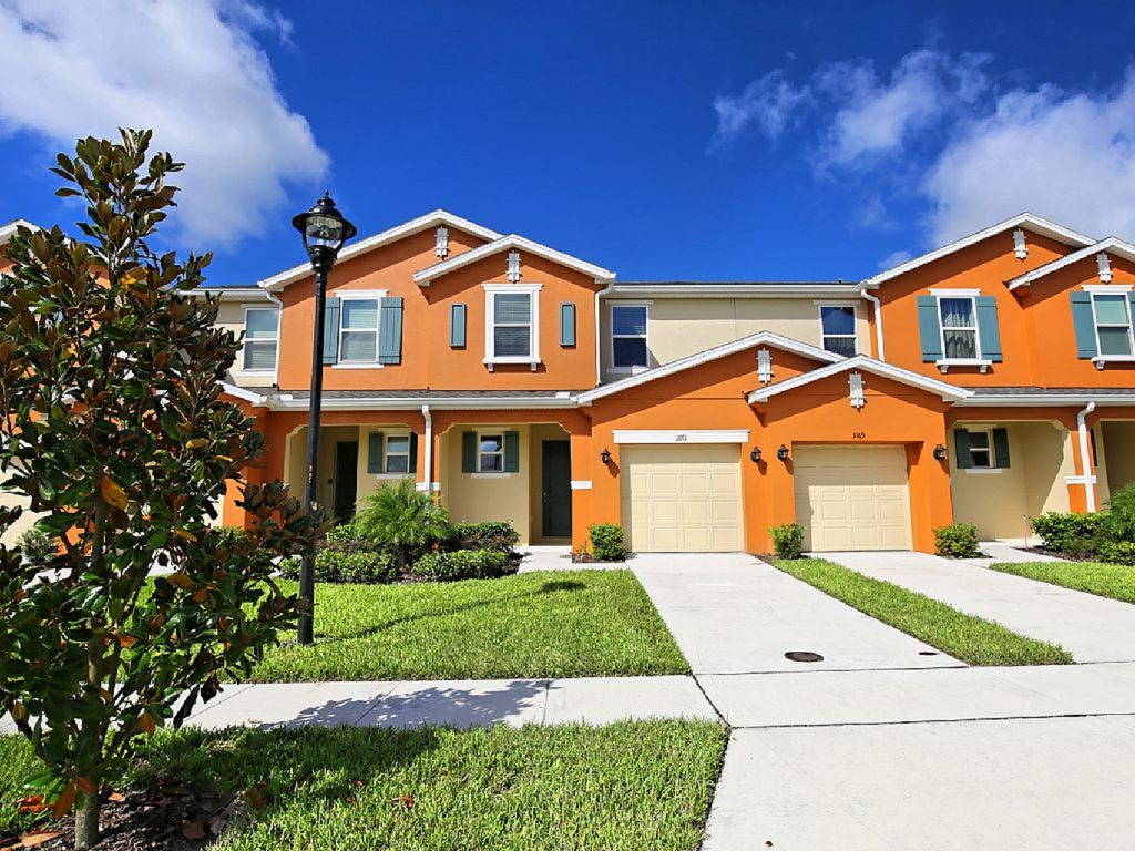 Orlando compass bay kissimee 4 bedroom vacation homes near disney kissimmee disney florida 4 bedroom vacation rentals orlando florida