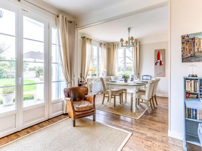 Photo for Vacation home Léa in Cabourg - 8 persons, 3 bedrooms