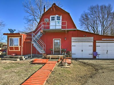 Photo for NEW! Tulsa Barn Apt on Route 66-12 Mi to Downtown!