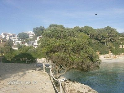 Photo for Lovely Duplex Apartment 206 El  PIno in Cala Ferrera,With Sea, Beach And P