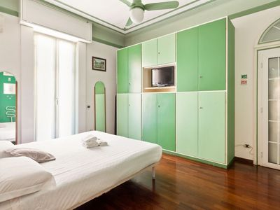 Photo for NEW! In the heart of Isola with panoramic terrace X4