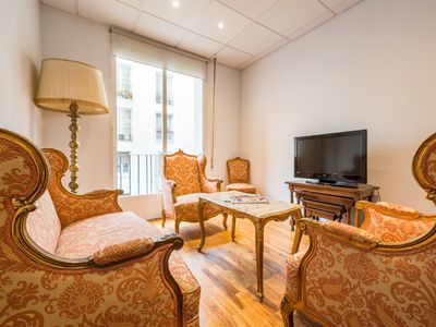 Photo for Luxury apartment Centro Madrid Downtown M (VEL55)