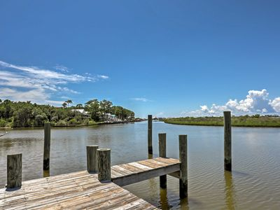 Photo for Dauphin Island Condo w/Boat Slips - Walk to Beach!