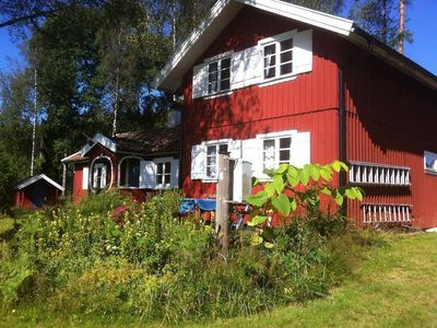 Photo for Holiday house Svenljunga for 1 - 8 persons with 4 bedrooms - Holiday home