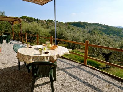 Photo for Apartment on two levels in Agriturismo Rosmarino 4 pax with restaurant