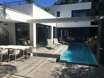 Photo for MAGNIFICENT VILLA ANGLET