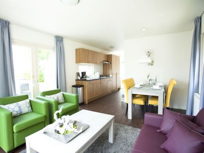 Photo for Vacation home DroomPark Schoneveld in Breskens - 4 persons, 2 bedrooms