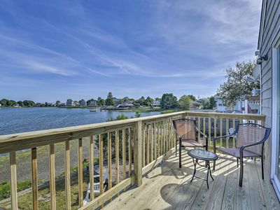 Photo for NEW! Waterfront Portsmouth House - Mins to Newport