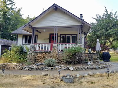 Photo for Beautiful cottage in tranquil setting close to beaches and hiking trails.