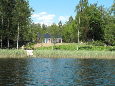 Photo for Vacation home Erikstorp Femman (BLE145) in Olofström - 6 persons, 2 bedrooms