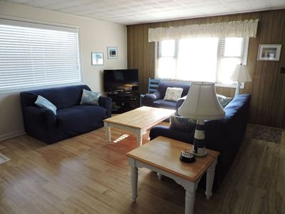 Photo for Lazy Haven West-Oceanfront and pet friendly