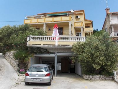 Photo for Apartments and rooms Slavko, (8116), Banjol, island of Rab, Croatia