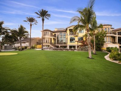 Photo for Oceanfront Delight with every luxury that one could want in a home