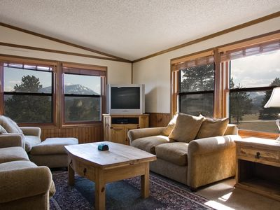 Photo for 6 Bedroom, Sleeps 12, Central Estes, Affordable