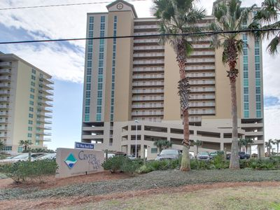 Photo for Condo right near the beach with shared pool and hot tub, free WiFi, near dining