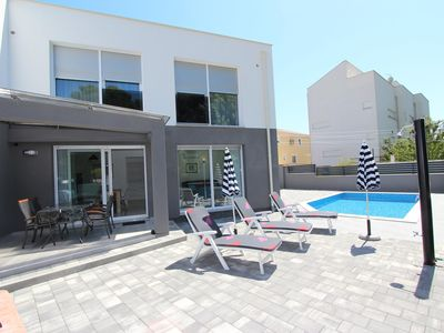 """Photo for KARLO 2 """"Three-Bedroom Holiday Home with private swimming pool"""""""