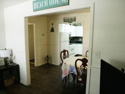Photo for 2BR Apartment Vacation Rental in Tybee Island, Georgia