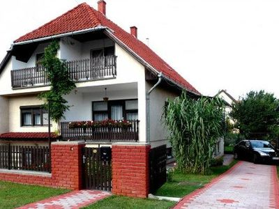 Photo for Holiday apartment Fonyód for 10 persons with 5 bedrooms - Holiday apartment in a two family house