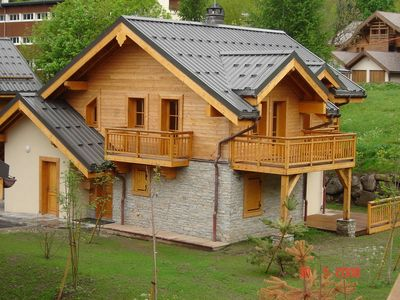 Photo for 4 bedroom accommodation in Valloire