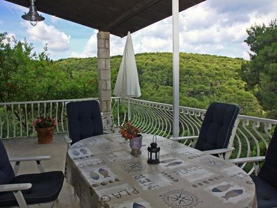 Photo for Holiday house Eli  - Postira, Island Brac, Croatia