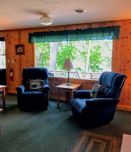 Photo for New! 2 Bedroom Cottage on Little Saint Germain Lake.