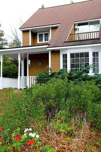 Photo for Sugarbush Valley End Unit Townhome Sleeps 7 - Dog Friendly