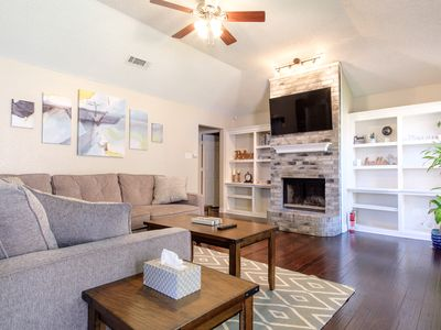 Photo for Urban Cottage in the Heart of Irving and DFW