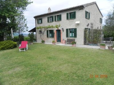 Photo for Holiday apartment Piagge for 2 - 4 persons with 1 bedroom - Holiday apartment in a farmhouse