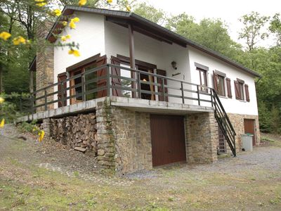 Photo for Cozy Holiday Home in Durbuy with Barbecue