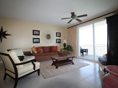 Photo for Gulf Front Sleeps 8, 2 Master Suites, 3 Bath.