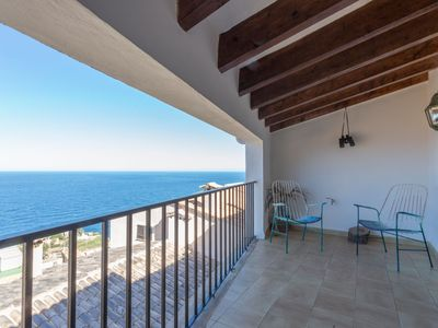 Photo for Lovely holiday home with fantastic views – Casa La Cubana