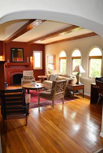Photo for Gorgeous Restored 1930s Duplex - Great Central Location - Quiet Street
