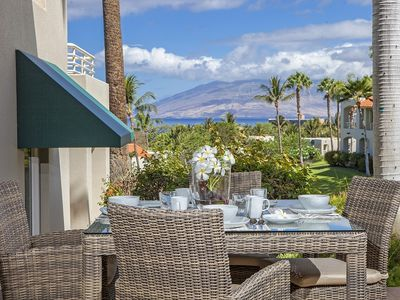 Photo for STOP! LOOK NO FURTHER! Palms at Wailea #1503 2Bd Ocean View Best Location!