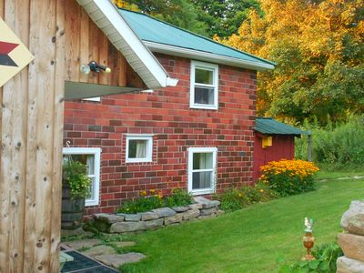 Photo for 1BR Cottage Vacation Rental in Fort Hill, Pennsylvania