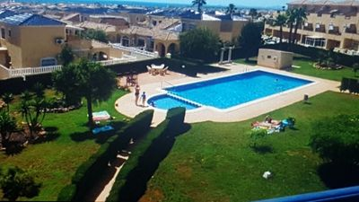 Photo for 2 bedroom apartment with sea and pool view
