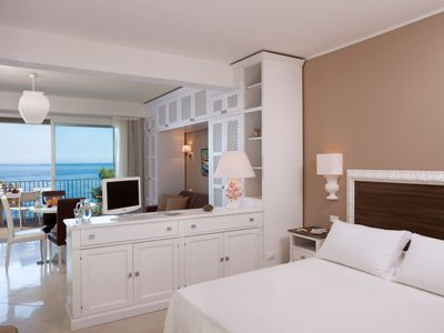 Photo for Taormina Studio Seaview Suite