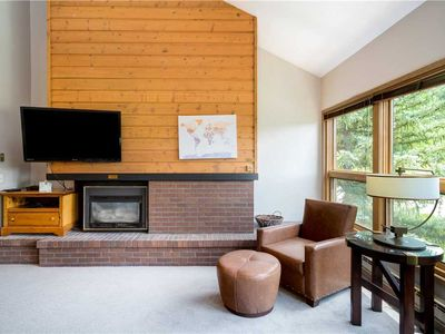 Photo for Great Steamboat Location with outdoor hot tub.