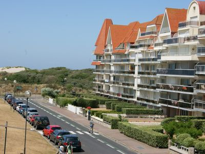 Photo for Superb apartment - 3 bedrooms - 6 people - Sea and dunes view - Wifi