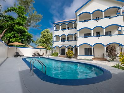 Photo for Sea Grape Suites, newly-renovated apartments with communal pool!
