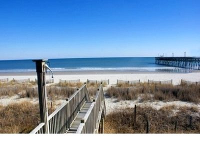 "Photo for Discounts! Direct Oceanfront w/Pool Great Location ""Breakers Edge"" 5 STAR RATED!"