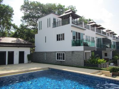 Photo for Tri Level Kamala beach Condominium  Close to all