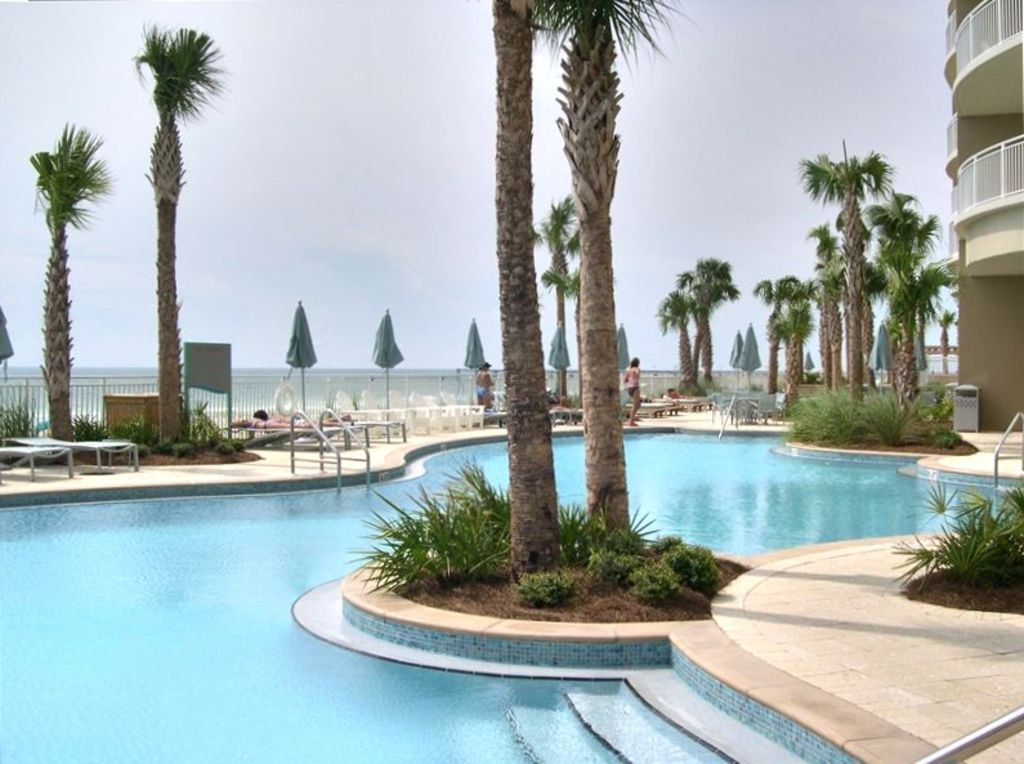 Near pier park 2 king br bunkroom free beach chair - Florida condo swimming pool rules ...