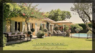 Photo for Private Heated pool - walking distance from Saint-Rémy-de-Provence