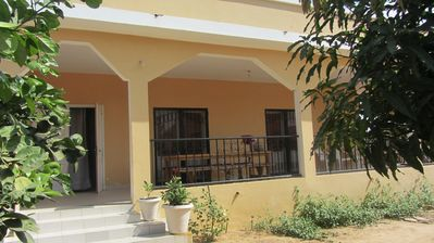 Photo for RENTAL STYLE HOUSE SENEGALAIS 3 BEDROOMS