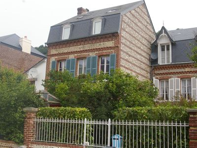 Photo for 5BR Villa Vacation Rental in Yport, Normandie