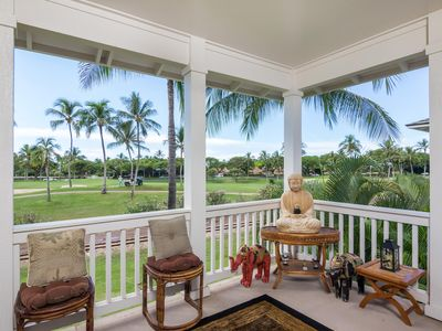 Photo for 3 Bedrooms, 2 Baths, (Sleeps up to 8) Sunset view, short walk to lagoons & ocean