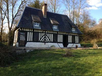 Photo for Chez Caroline - A quirky countryside cottage.