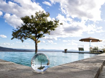 Photo for Private infinity pool providing outstanding views, 2BR with en suite bathrooms