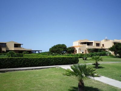 Photo for Apartment 6: Apartment only a few steps away from the famous La Pelosa beach