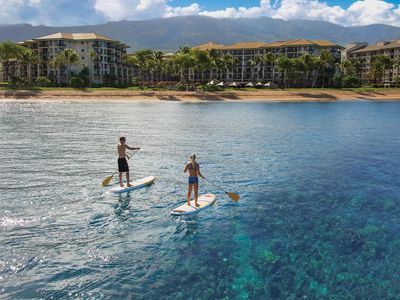 Photo for CHRISTMAS & NEW YEAR'S WEEKS! - Westin Kaanapali Ocean Resort - Ocean View